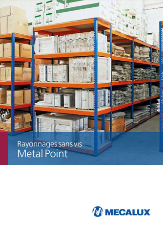 Rayonnages Metal Point