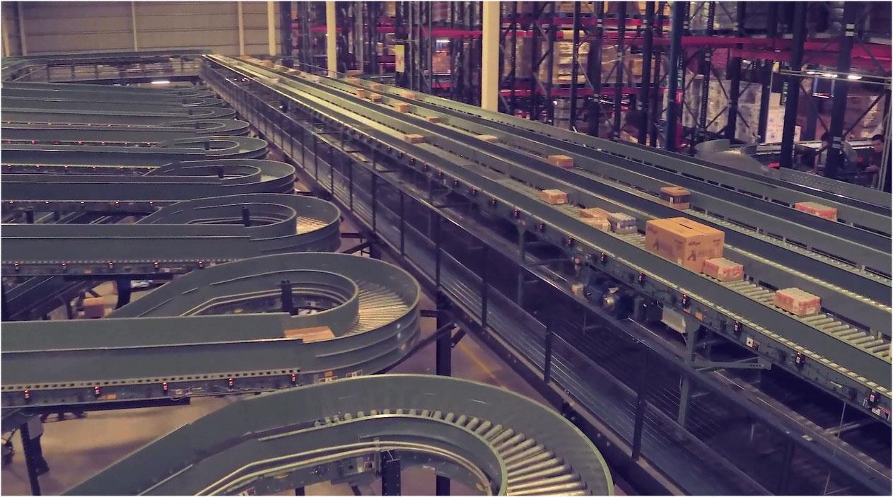 Cas pratique entrepôt autoportant : DECASA