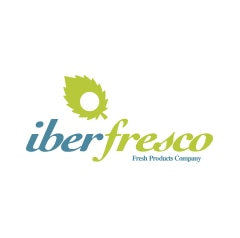 Deux chambres froides avec des rayonnages bases mobiles Movirack conservent les légumes surgelés d'Iberfresco en parfait état