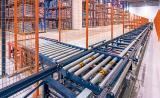 Productivité élevée et manutention automatisée de la marchandise avec convoyeurs pour palettes
