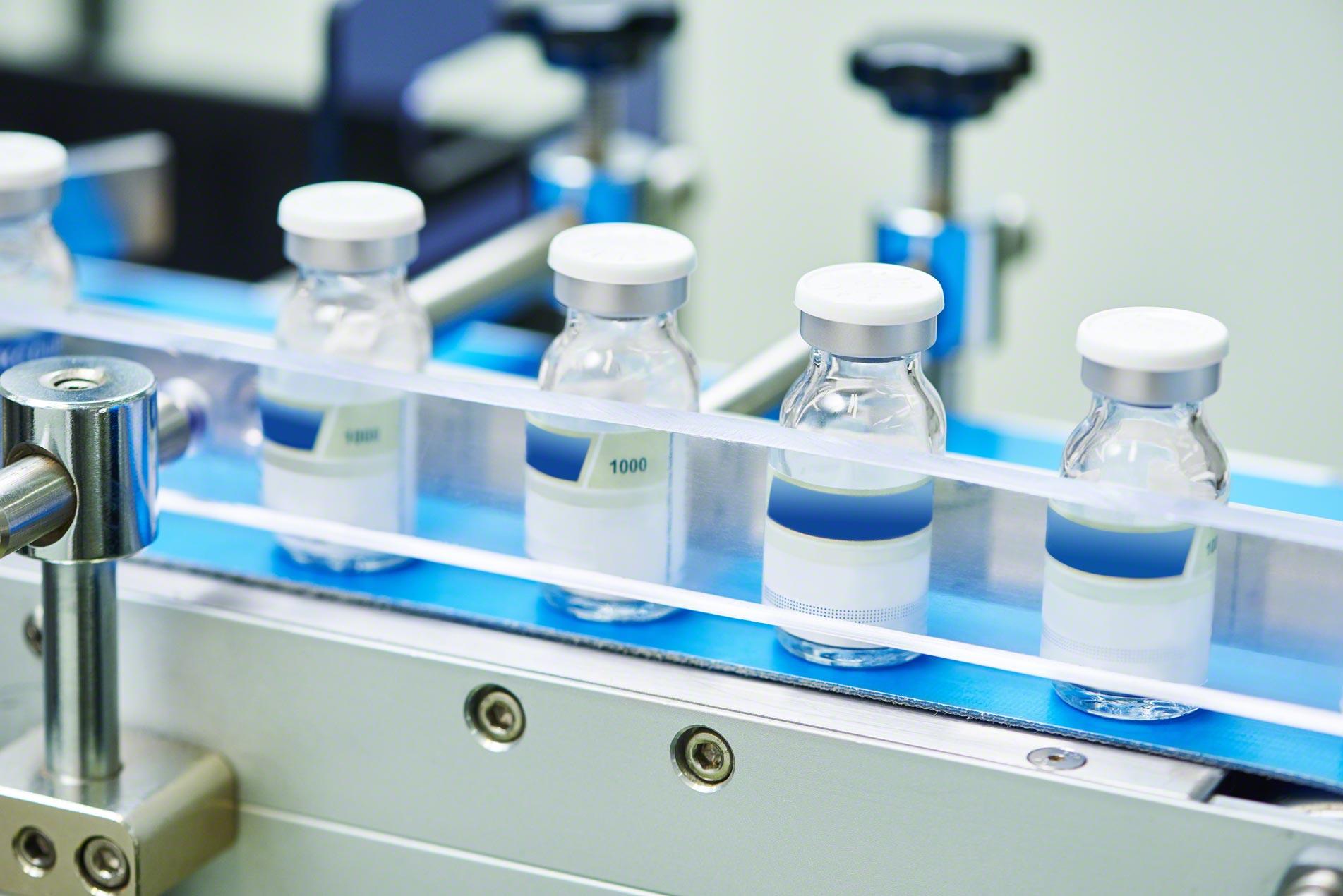 Logiciel pour l'industrie pharmaceutique