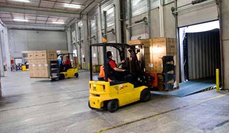 Logistique 3LP