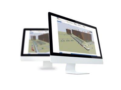 Mise à jour d'Easy S : le logiciel qui fait toute la différence dans la conception et la simulation d'entrepôts