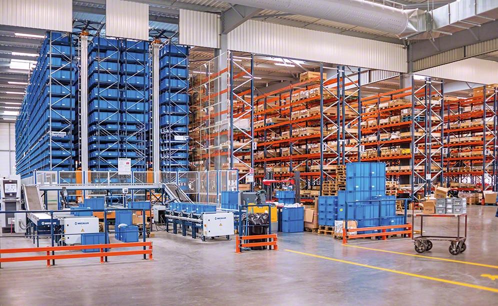 Accélération de la gestion de la marchandise et de la préparation des commandes chez Grégoire Besson