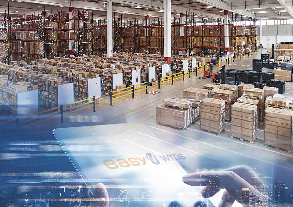 Les centres logistiques 4.0 misent sur la technologie pour obtenir un rendement efficace et contrôlé, tout au long de la chaîne logistique